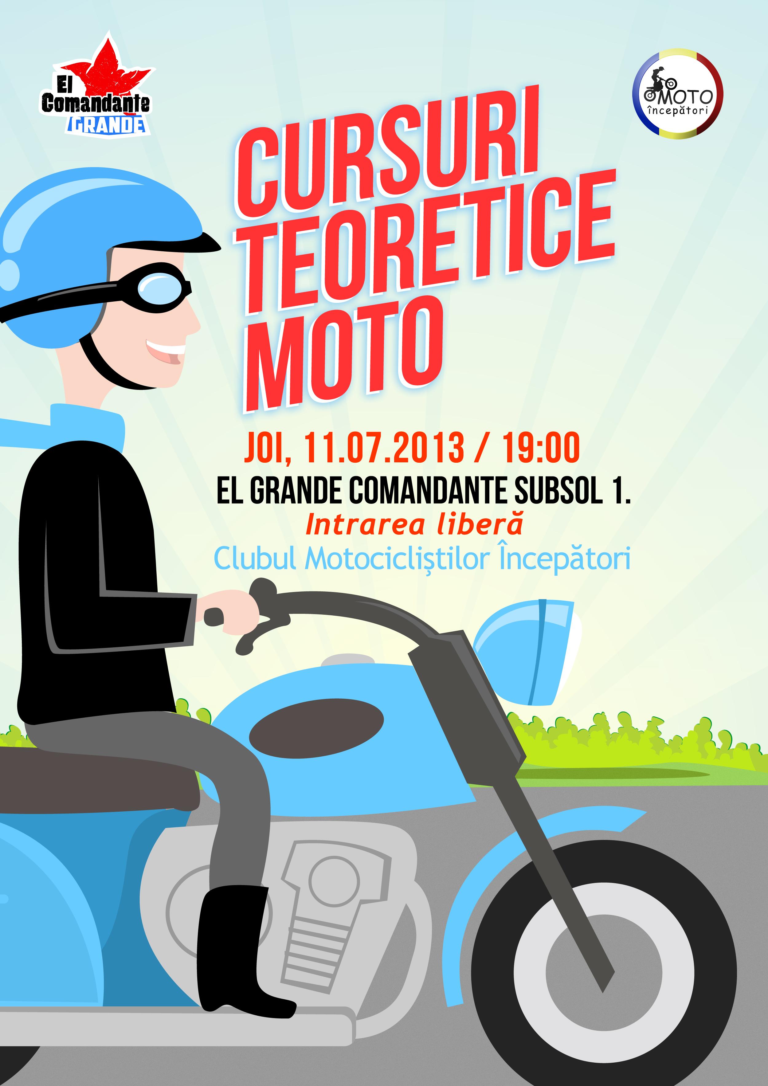 Curs Teoretic Moto 11.07.2013