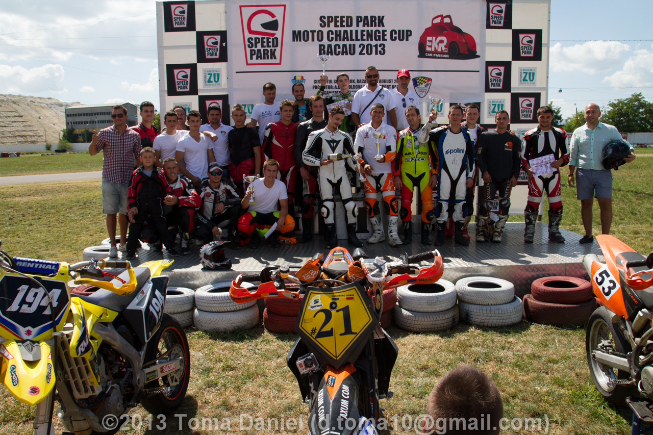 moto incepatori concurs speed park