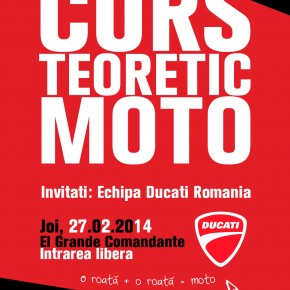 Echipa Ducati Romania alaturi de Moto Incepatori