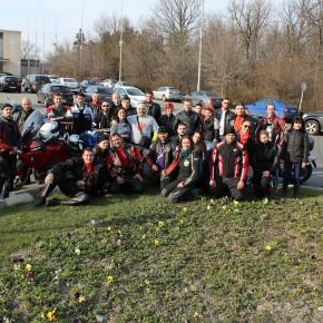 Plimbare Moto Incepatori la circuitul Adancata 22.03.2015