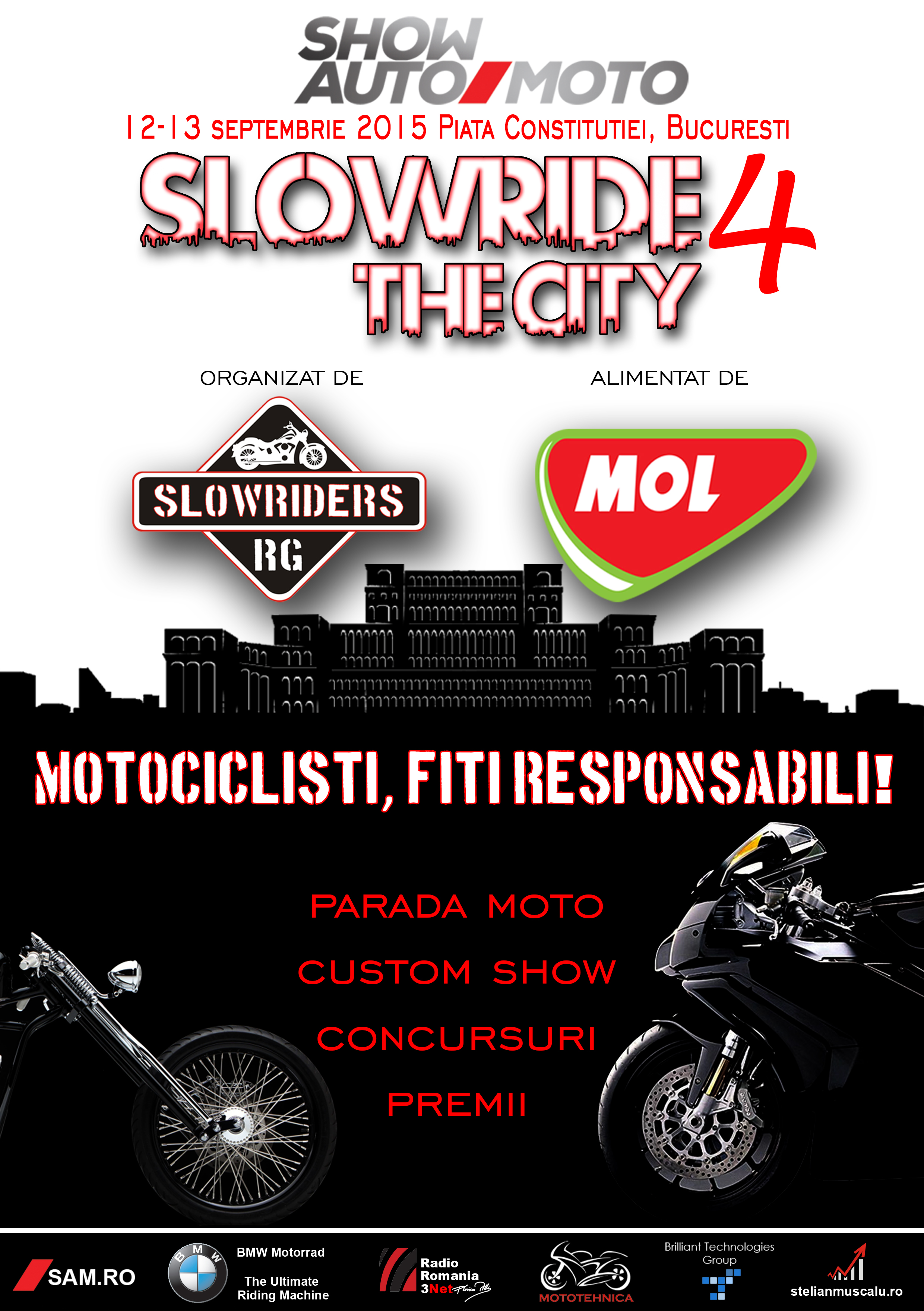 slowriders moto incepatori
