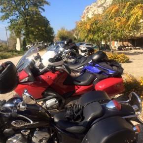 Plimbare Moto Incepatori la Ruse 25.10.2015