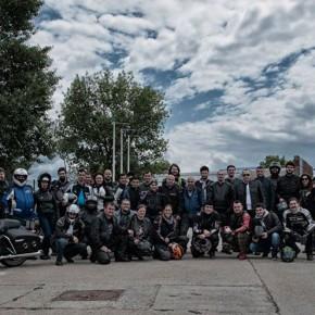 Plimbare Moto Începători până la Dunăre