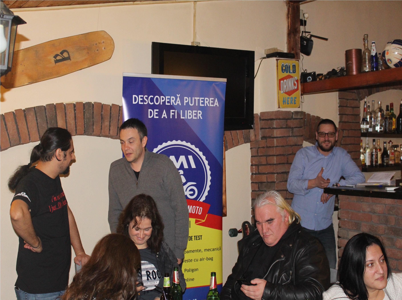 petrecere moto incepatori primavara 2018