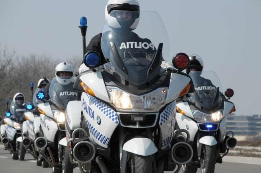 Curs Brigada de Politie Rutiera - moto incepatori