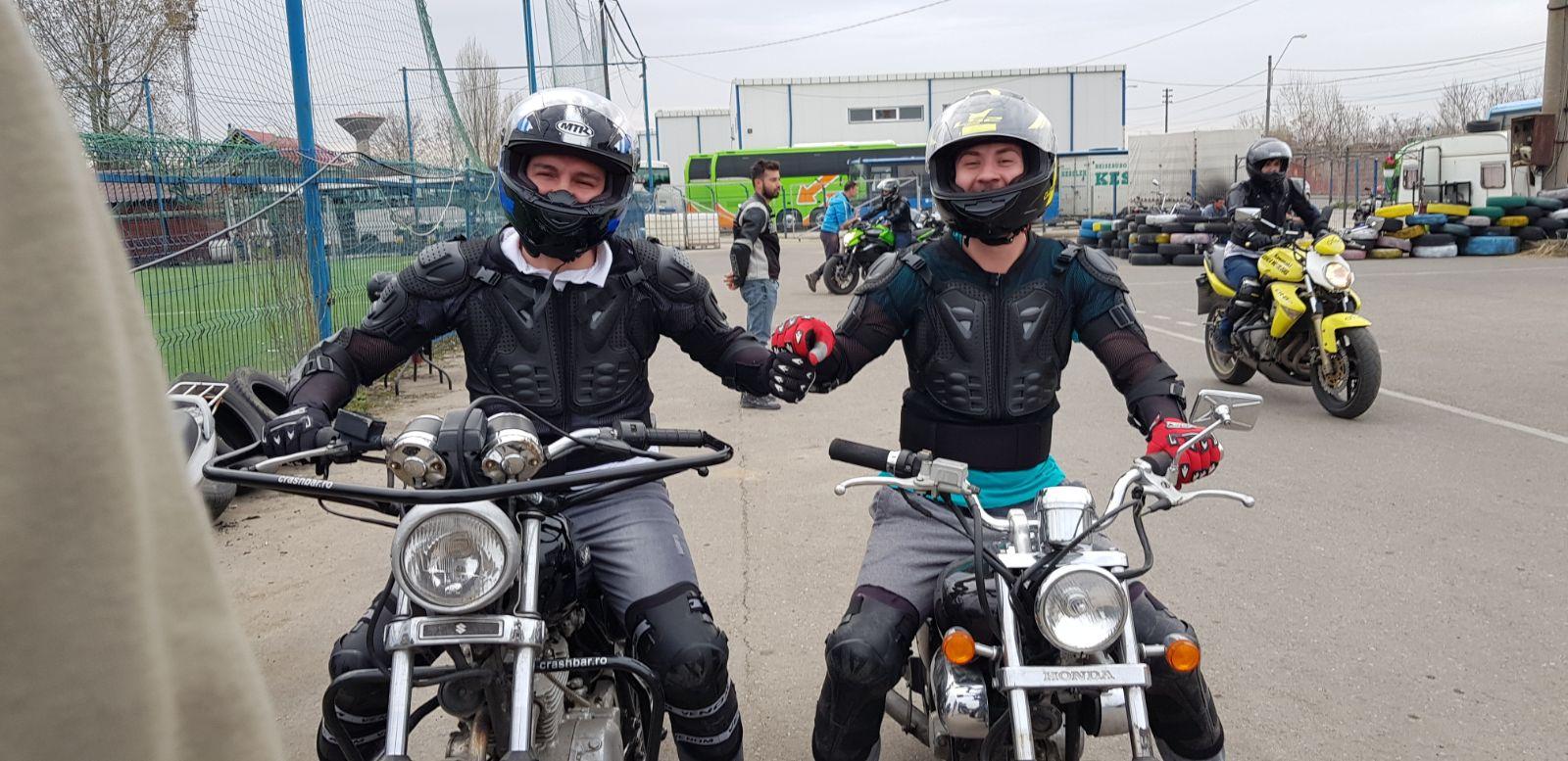 ghidul motociclistului incepator - sfaturi moto
