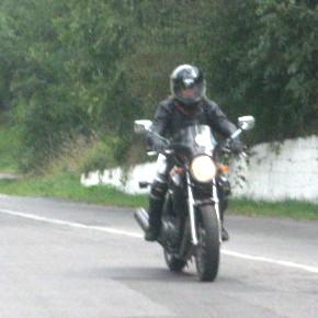 Plimbare  Moto Incepatori - Paltinu 2012