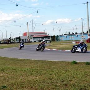 Curs circuit pe Speed Park, Bacau