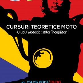 CURSURI TEORETICE MOTO - Intrarea libera!