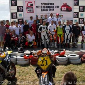 Moto Incepatorii premiati la Speed Park Moto Challenge Cup