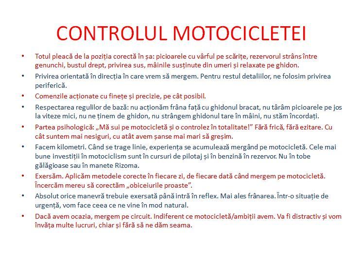 curs teoretic moto