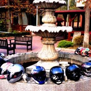 Plimbare moto cu soare 02.11.2013