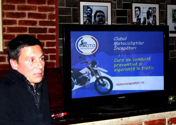 curs moto florian pop