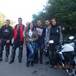 Plimbare Moto Incepatori Cheia - Brasov