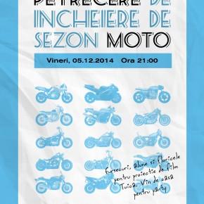 Petrecere Moto Incepatori - Incheiere de sezon