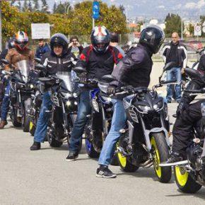 Haide la Yamaha MT Tour