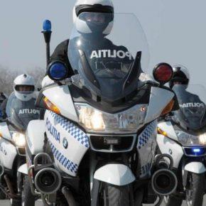 Curs tinut de Brigada de Politie Rutiera