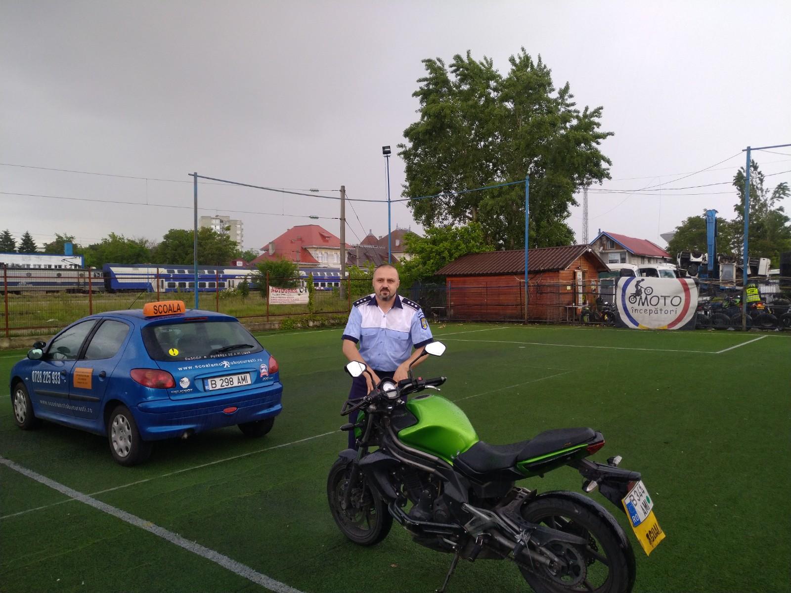 curs de conducere preventiva moto - scoala moto - moto incepatori
