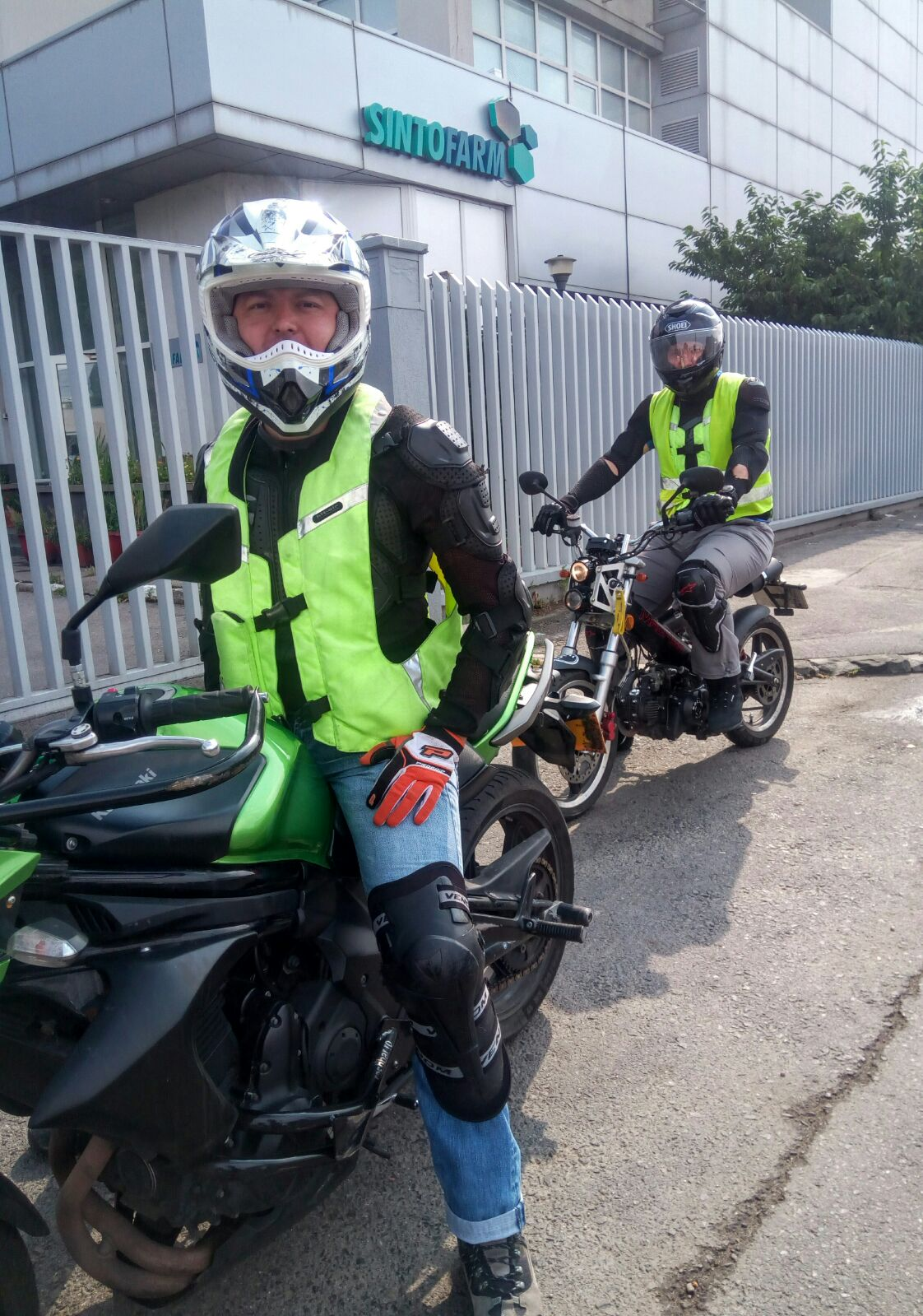 ghidul motociclistului incepator - sfaturi utile 2