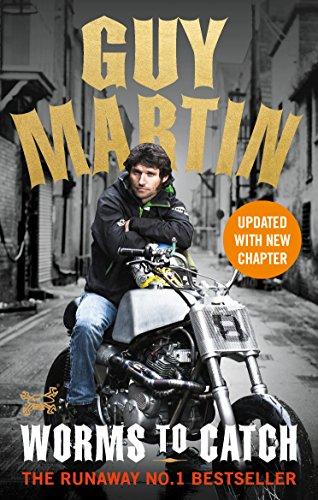 Worms to Catch - guy martin - carti moto - moto incepatori - scoala moto ami