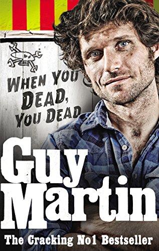 when you dead, you dead - guy martin - carti moto - moto incepatori - scoala moto ami